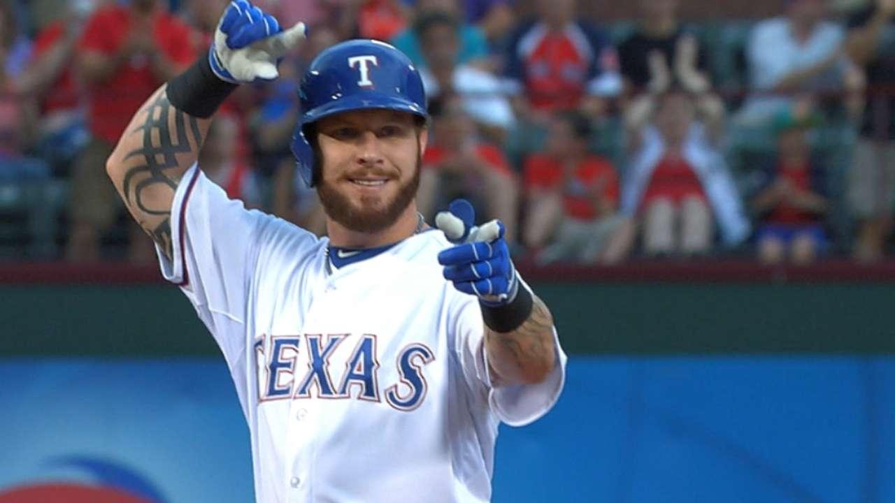 Hamilton returns to Rangers