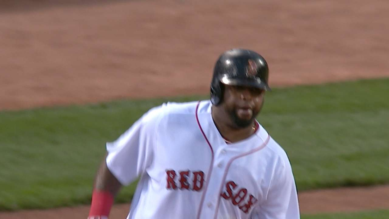Sandoval looking to bounce back
