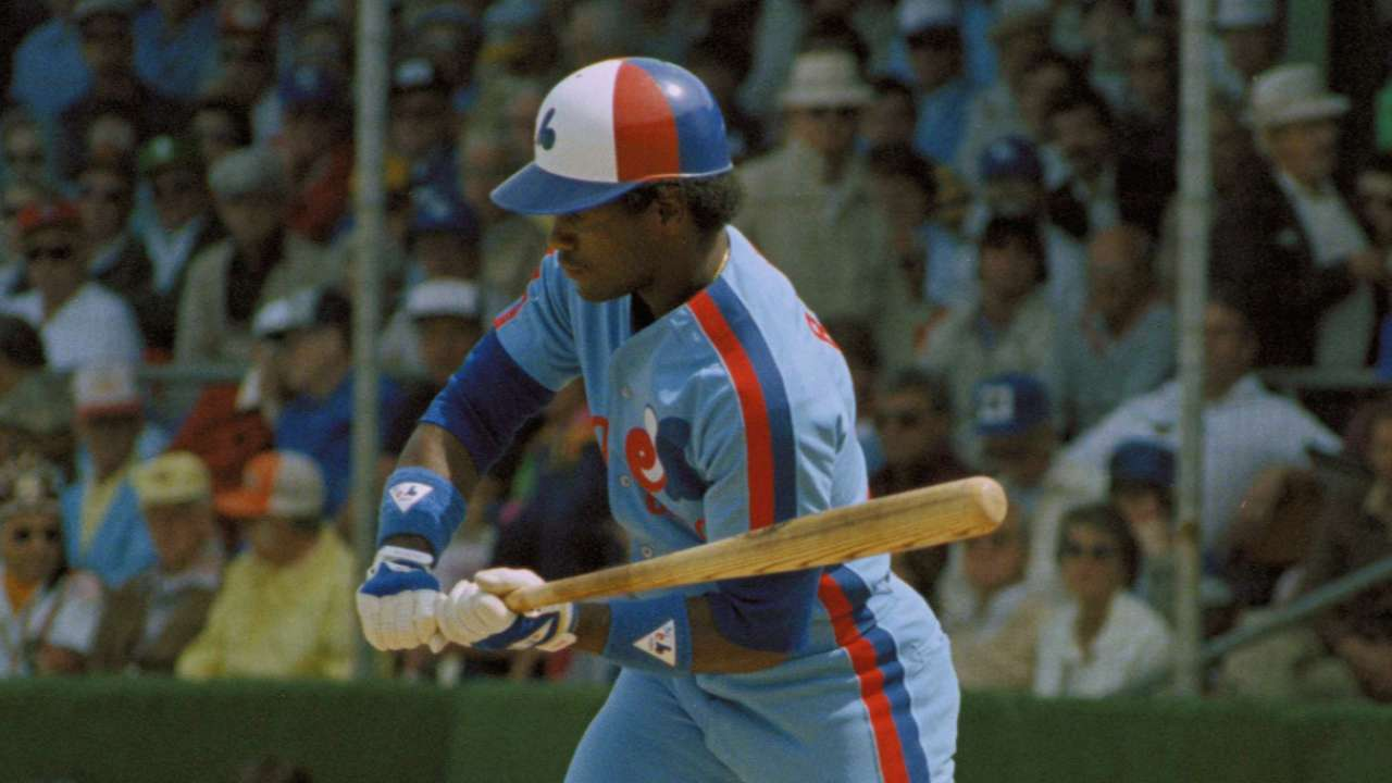Tim Raines elected to HOF