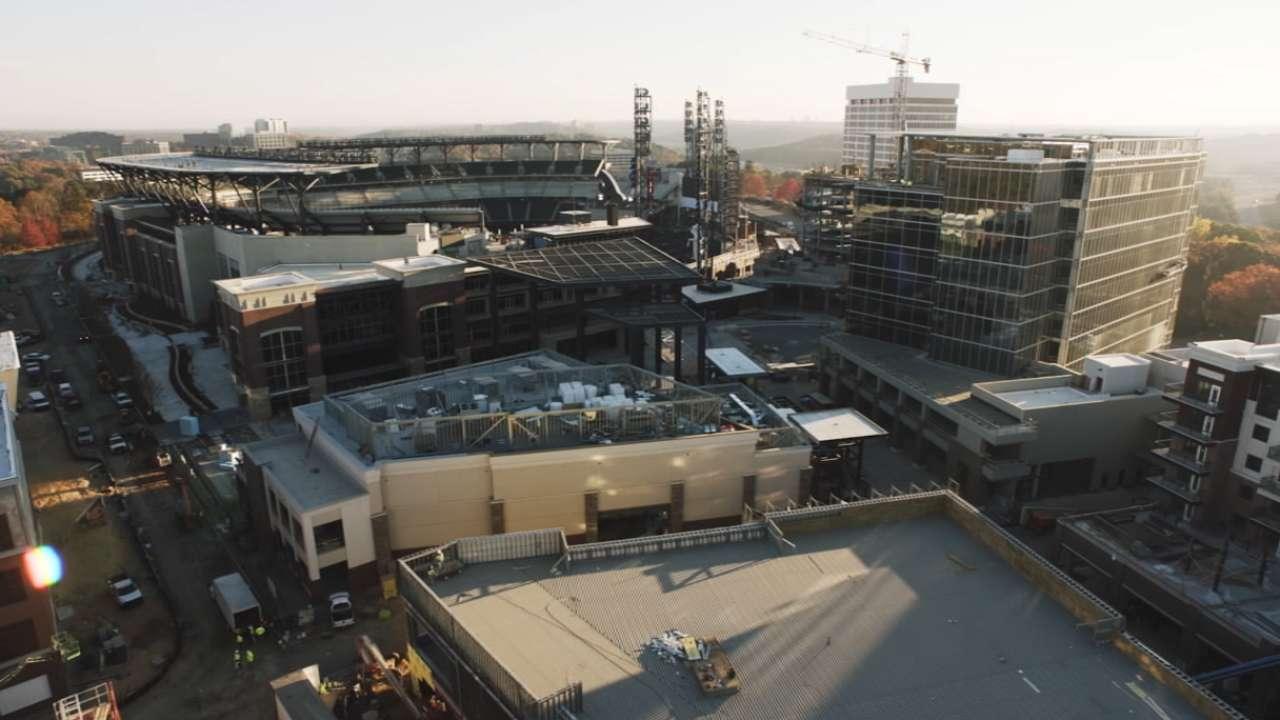 SunTrust Park to host Georgia-Missouri game