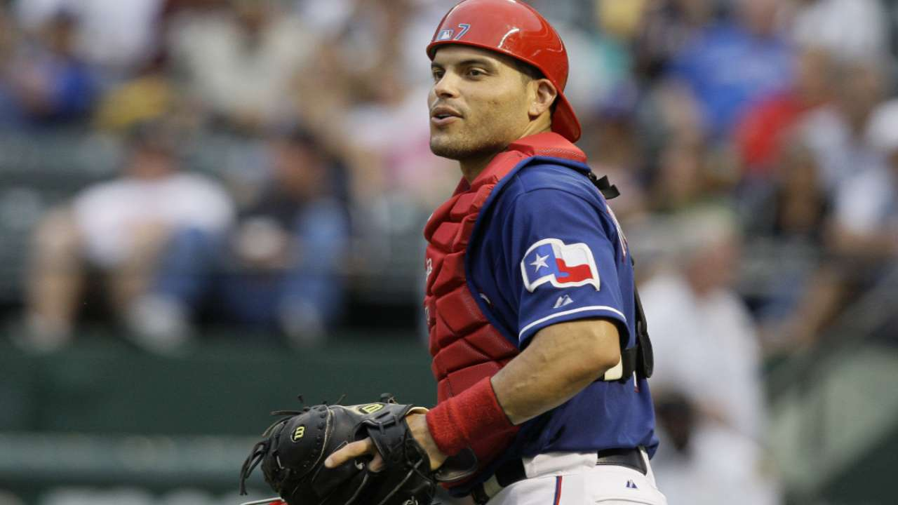 World Series hero Pudge elected into HOF