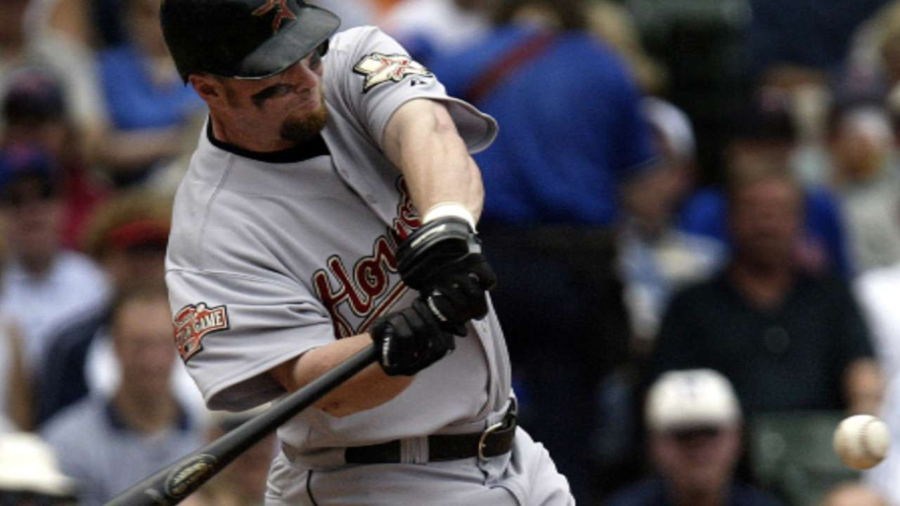 Bagwell to be inducted to HOF