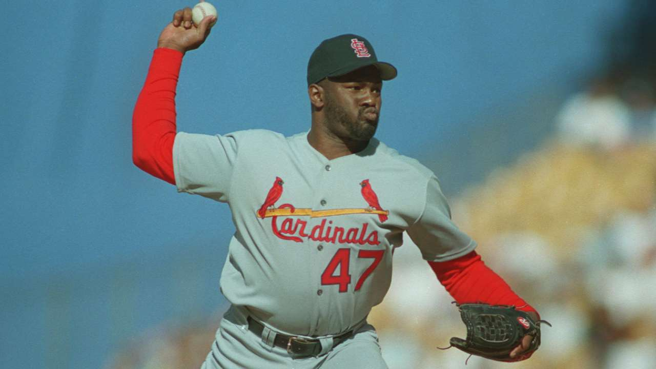Smith among 5 former Cards to miss out on HOF