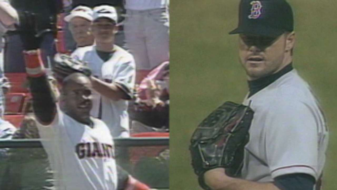 Bonds, Clemens fall short of HOF