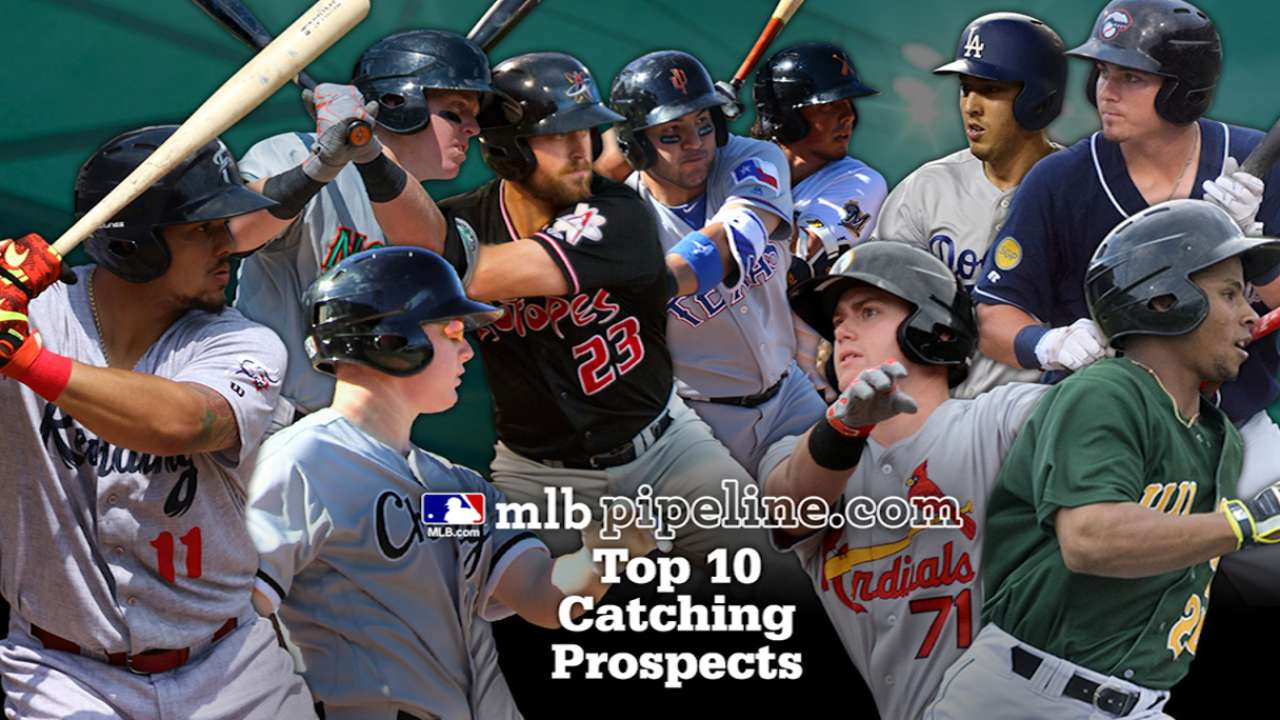 2017 Prospect Watch: Top 10 Catchers