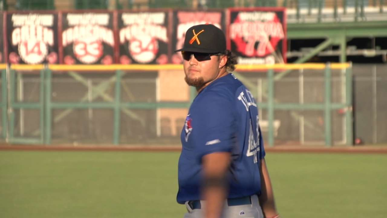 Top Prospects: Tellez, TOR