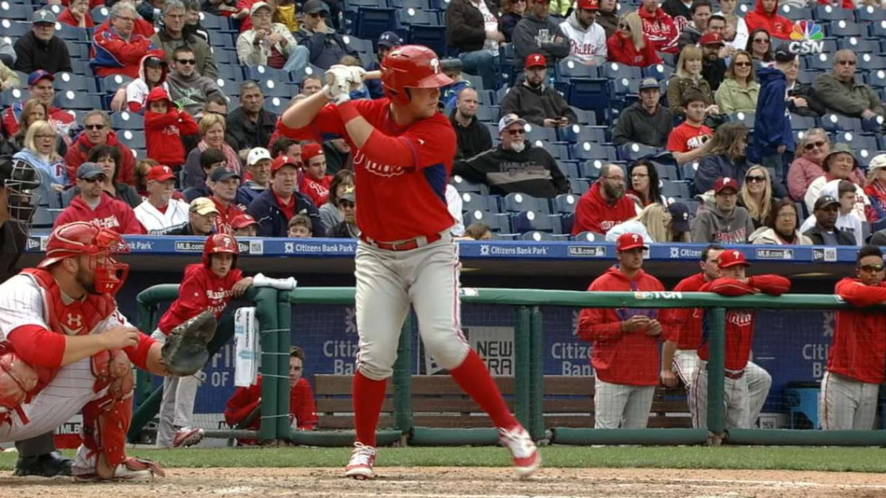 Top Prospects: Hoskins, PHI