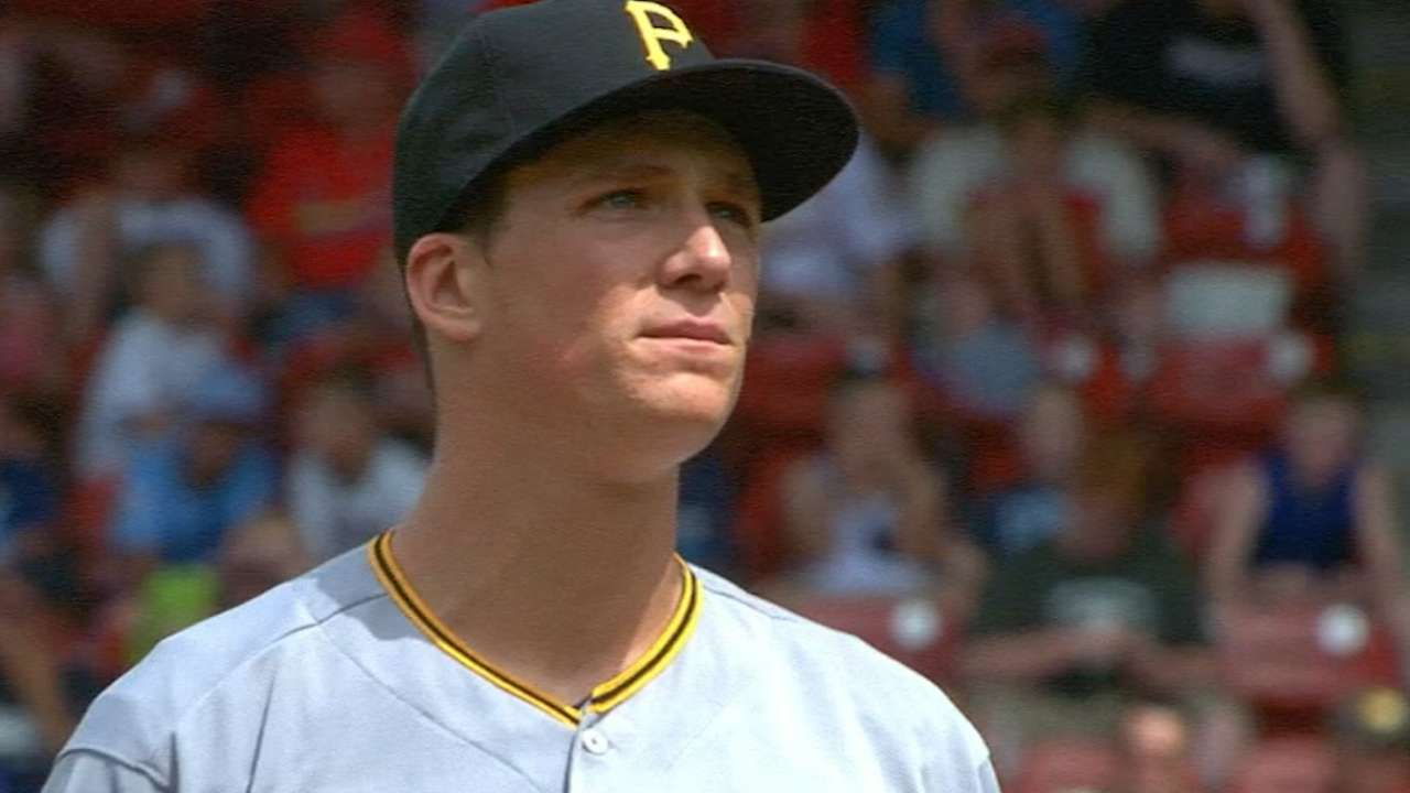 Pirates put 5 on Top 100 Prospects list
