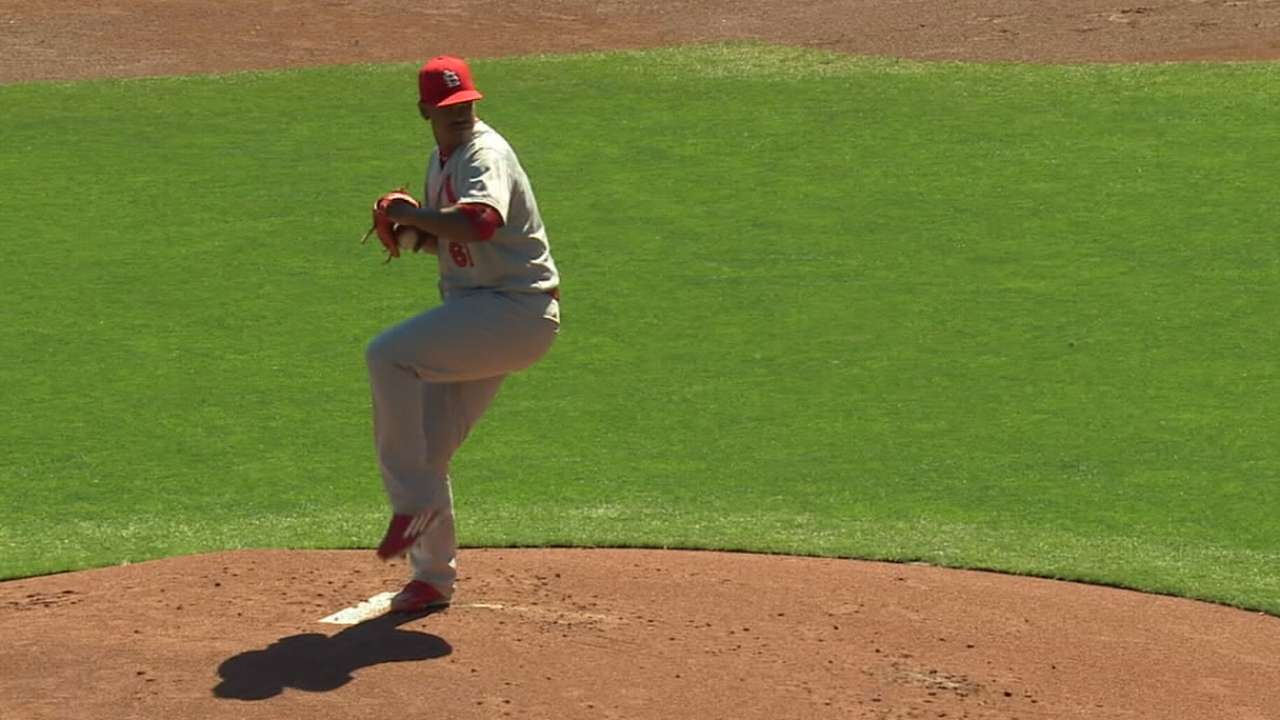 Reyes leads 4 Cardinals on Top 100 Prospects list