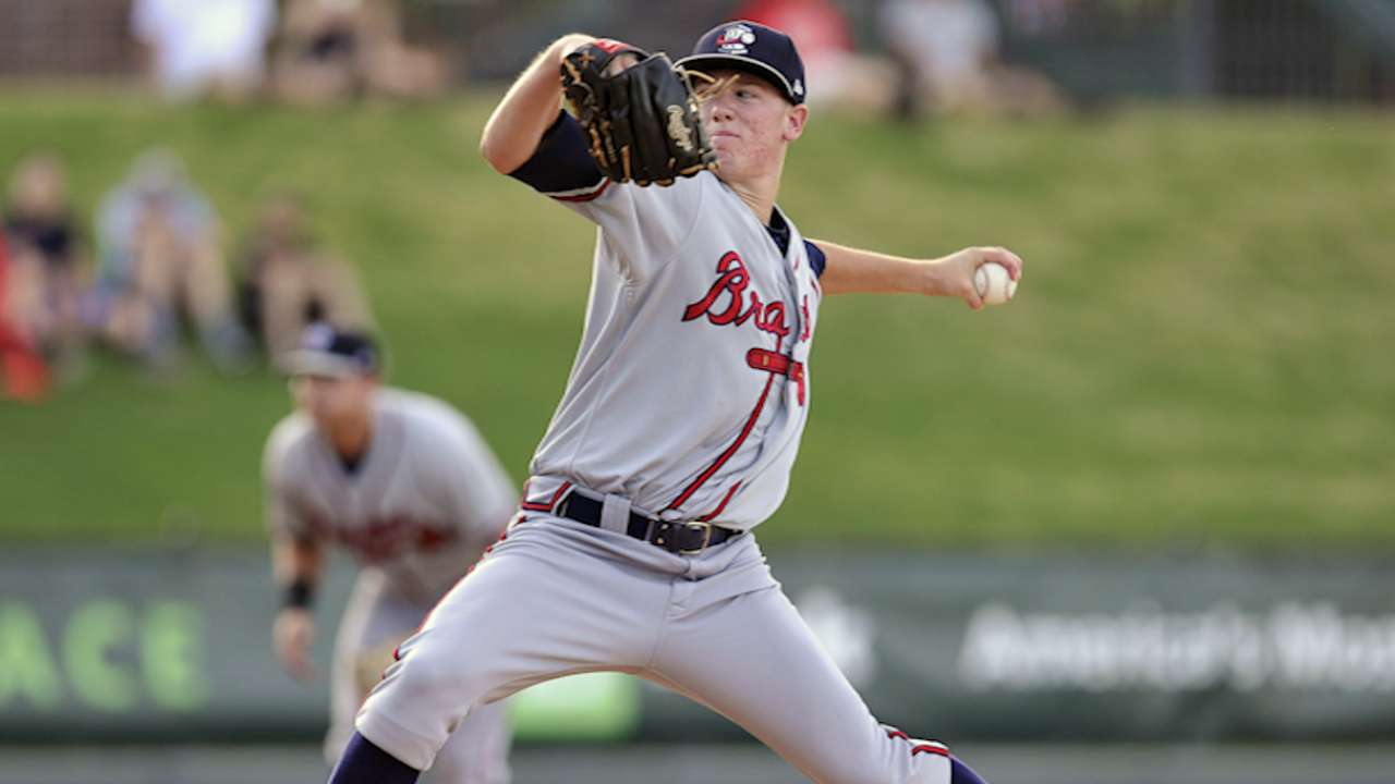 Q&A with Braves prospect Kolby Allard