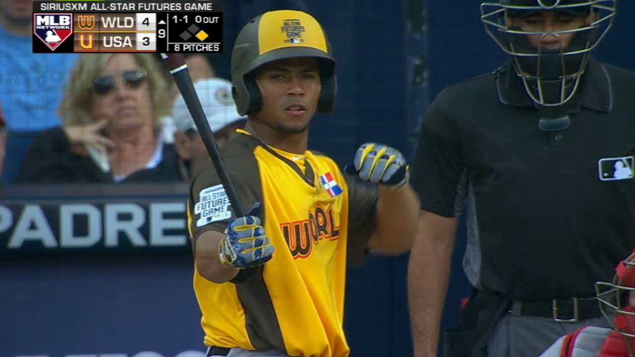 Mejia makes big jump on Top 100 Prospects list