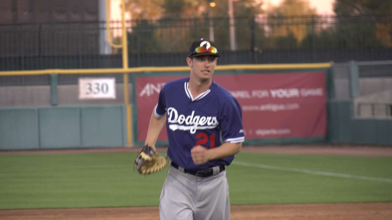 Bellinger 13th as LA puts 5 on Top 100 Prospects list