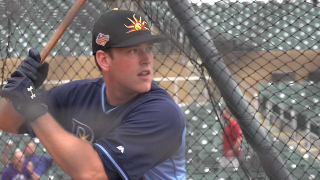 Top Prospects: Gillaspie, TB