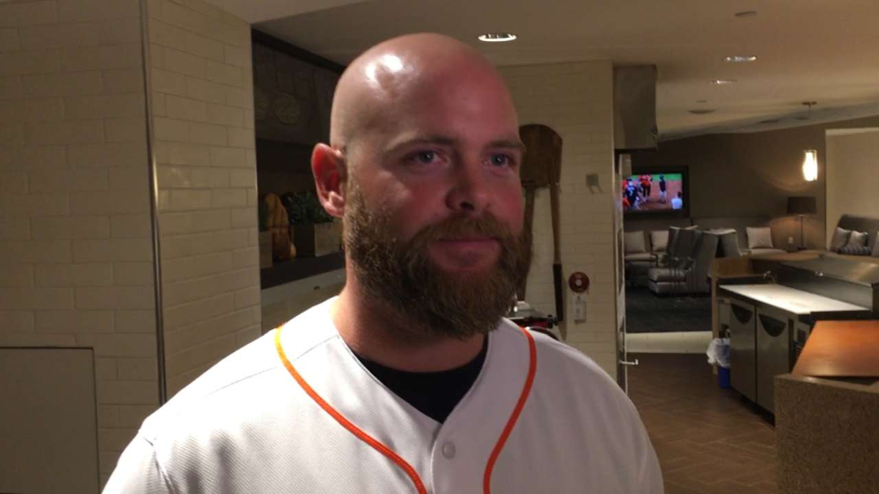 FanFest a thrill for Astros players, fans alike