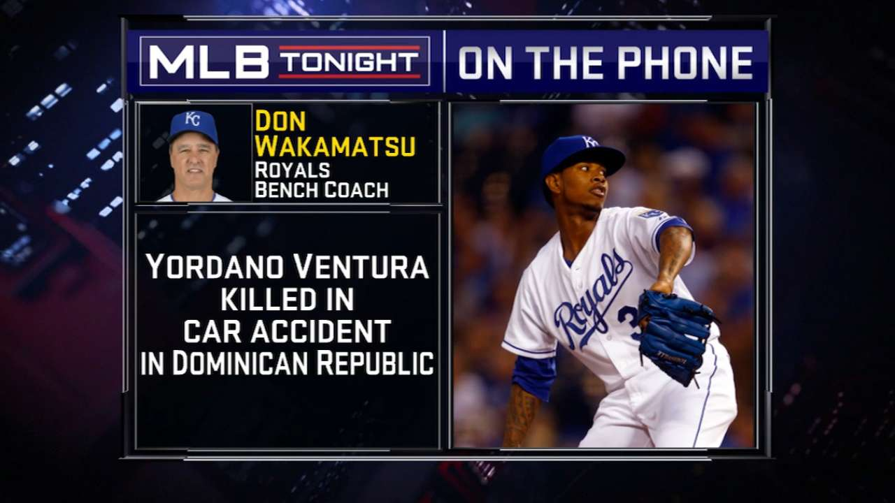Don Wakamatsu remembers Ventura