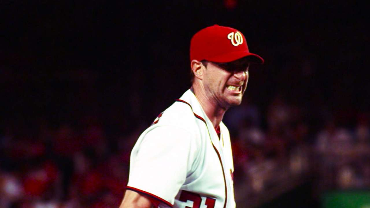 Top Ten Right Now: Scherzer