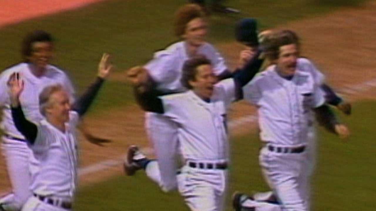 Smoltz on 1984 Tigers