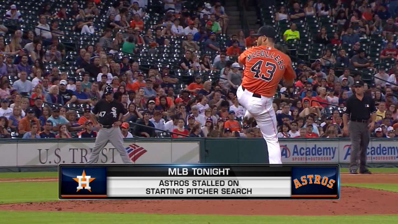 MLB Tonight: AL West rivals