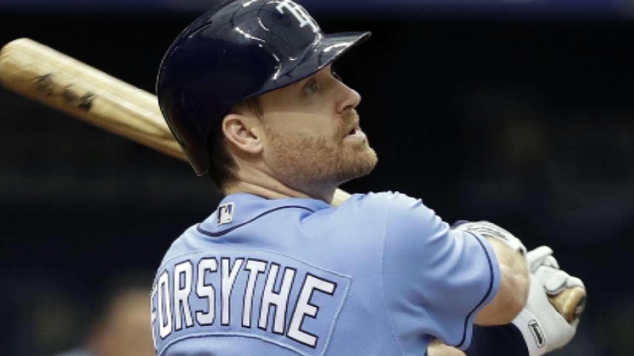 Dodgers trade for Forsythe