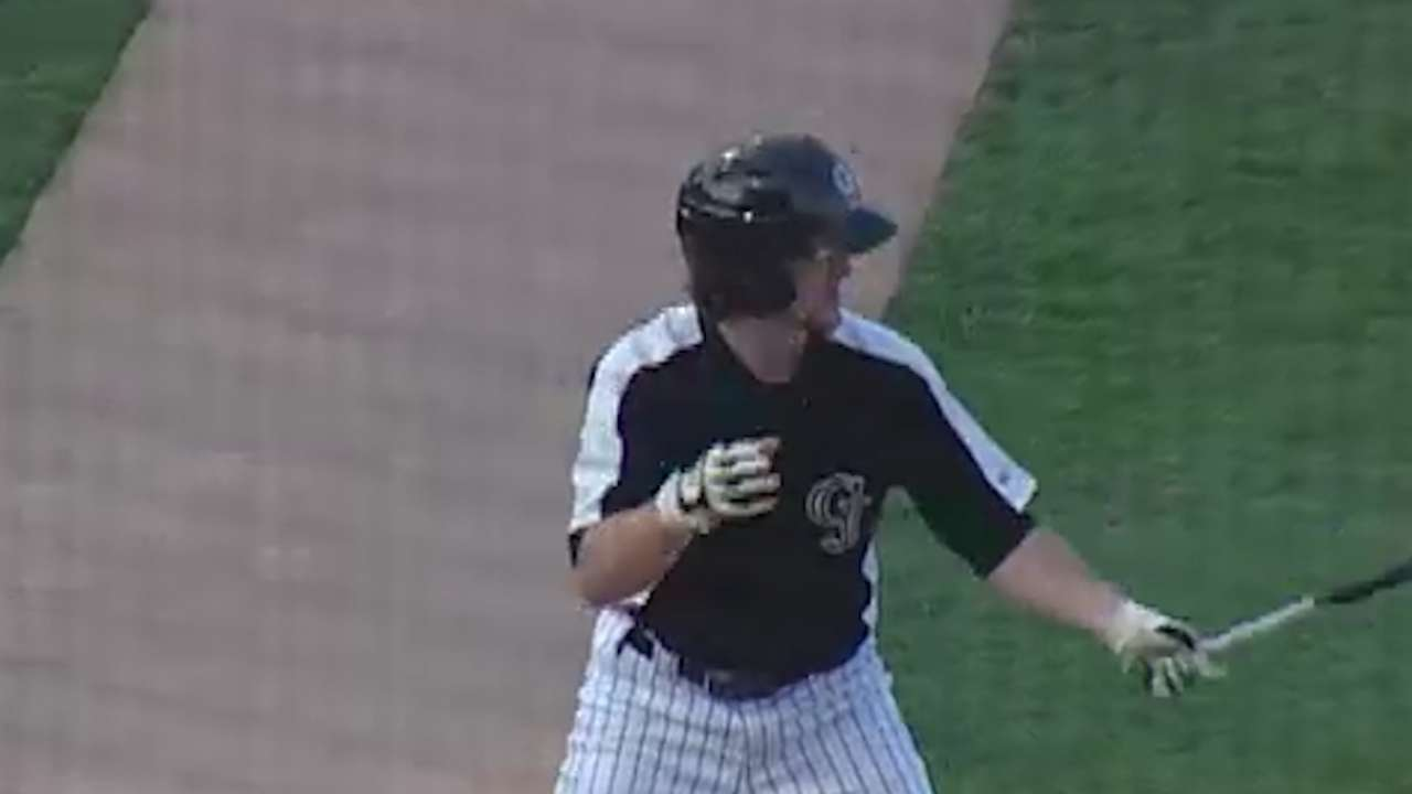 Rodgers leads 5 Rox prospects in Top 100