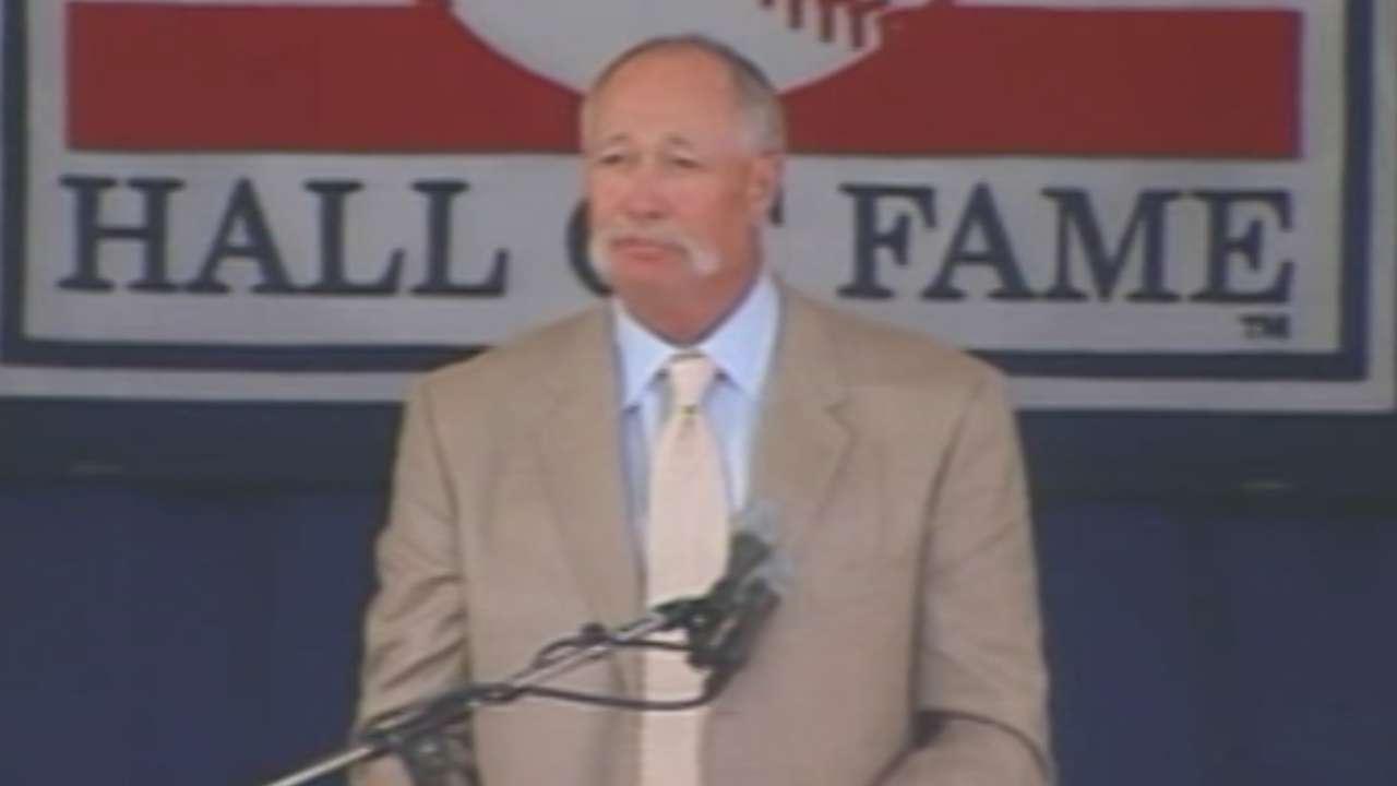 Goose's Hall of Fame Speech