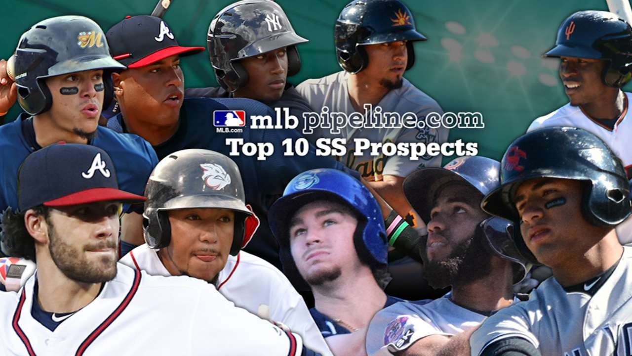 2017 Prospect Watch: Top 10 Shortstops
