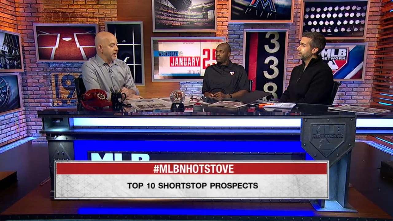 Mayo names top shortstops