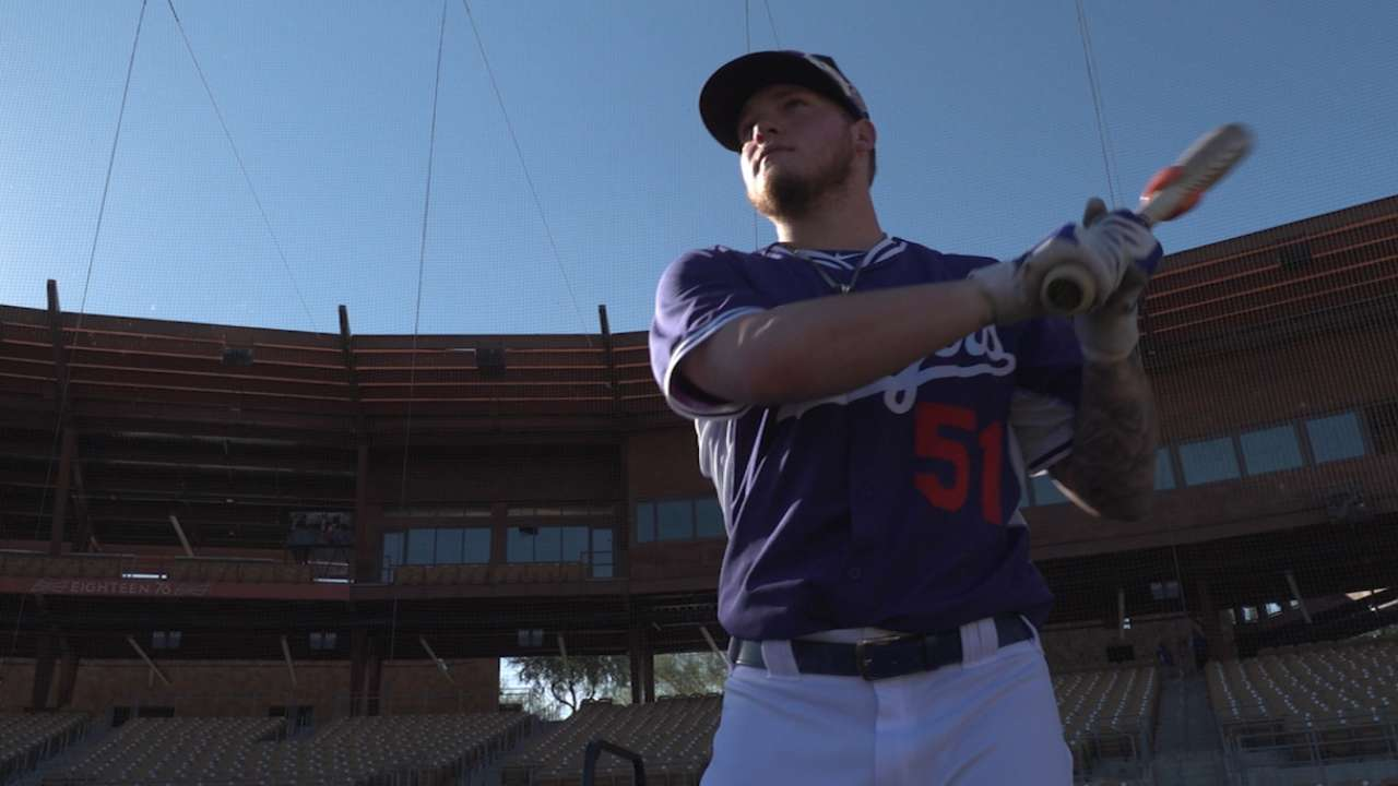 What to expect from Dodgers' Verdugo in big leagues