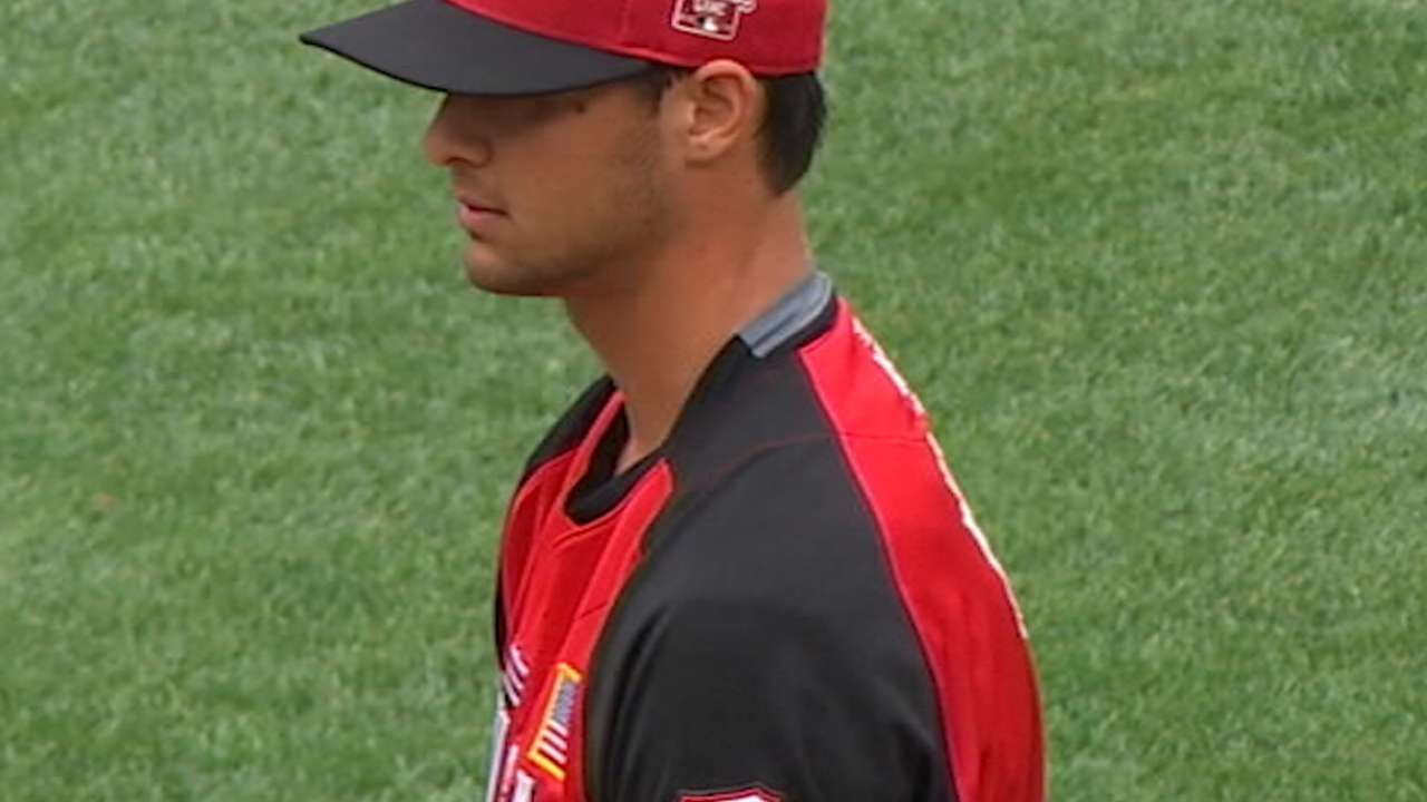Beede, Arroyo crack Top 100 Prospects list