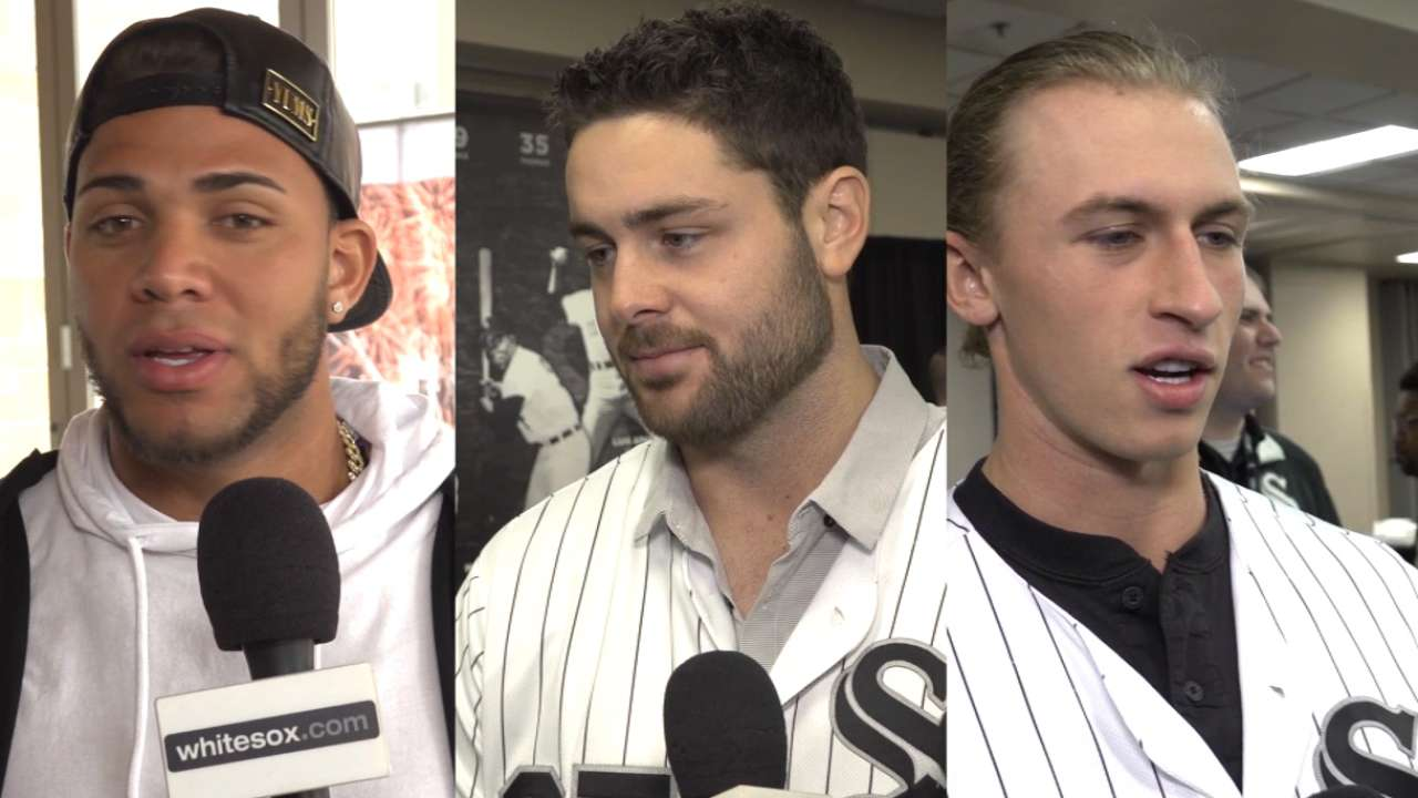 SoxFest features young White Sox
