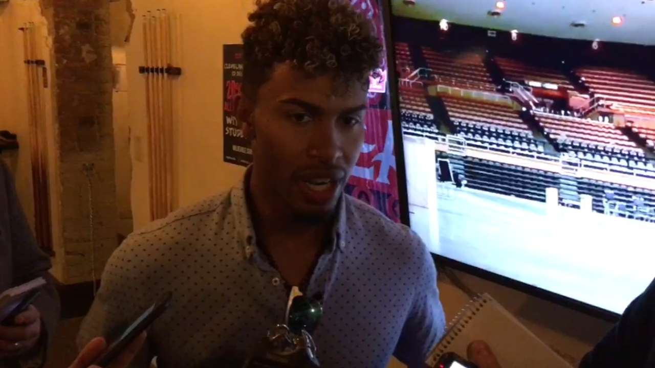 Lindor eager to represent PR in Classic