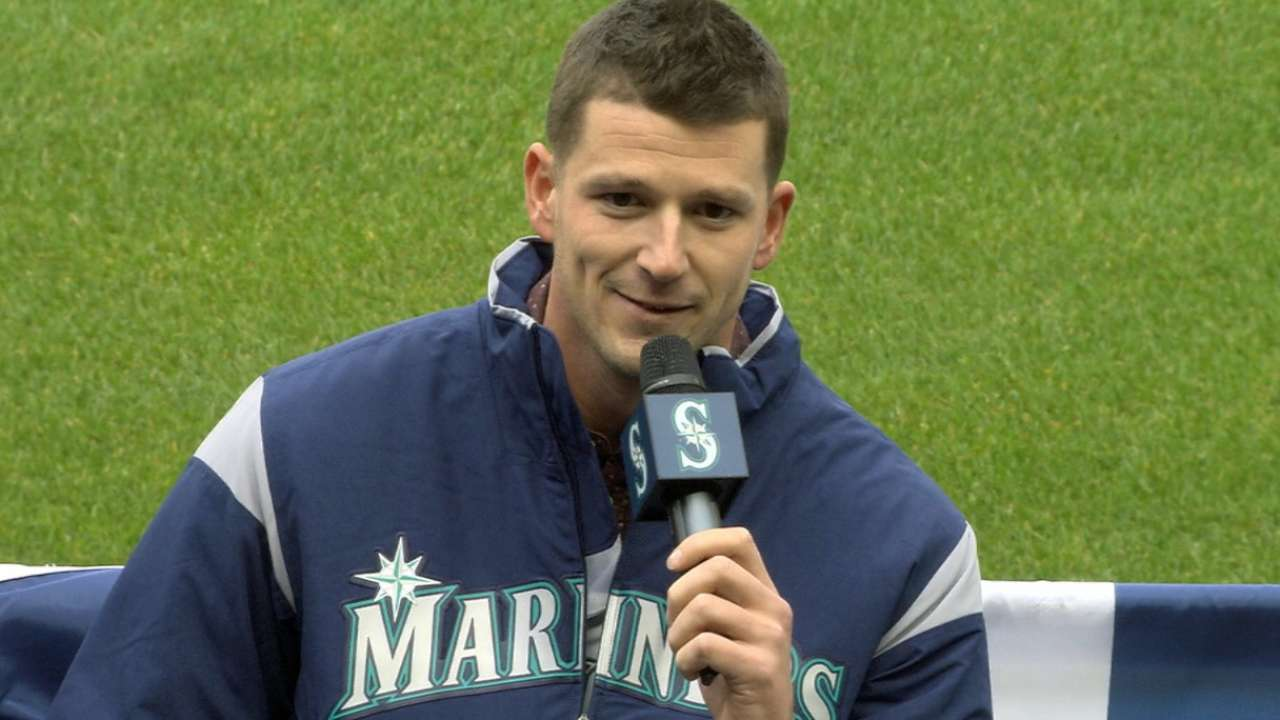 Smyly excited to join Mariners