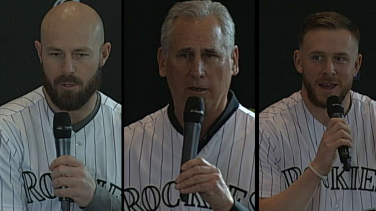 Rockies optimistic for 2017