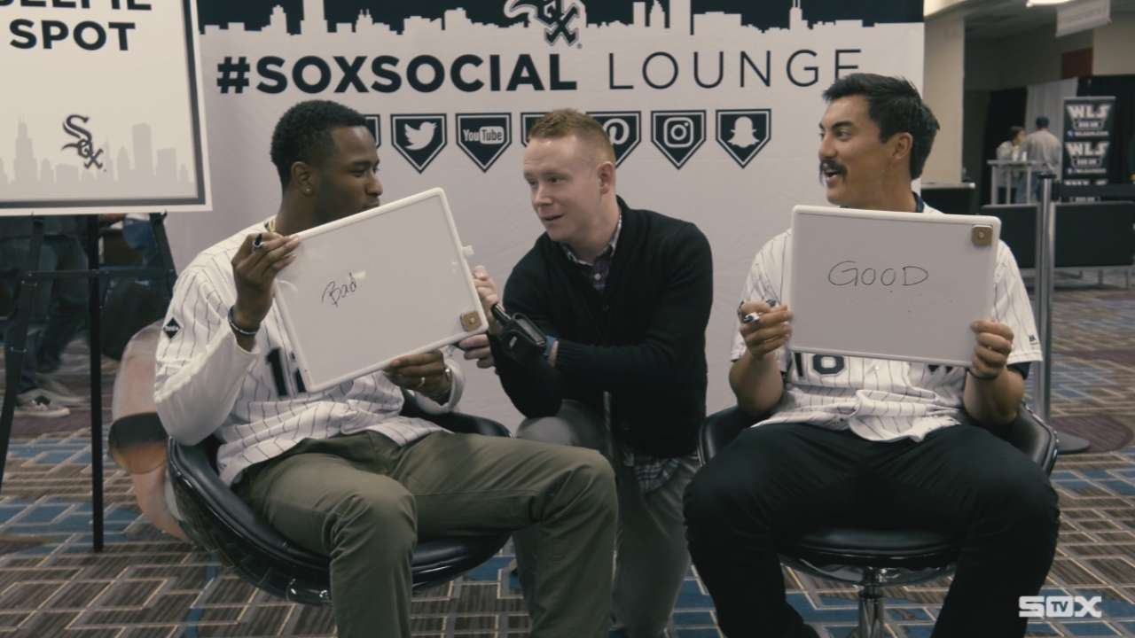 SoxFest 2017: Know Your Teammate