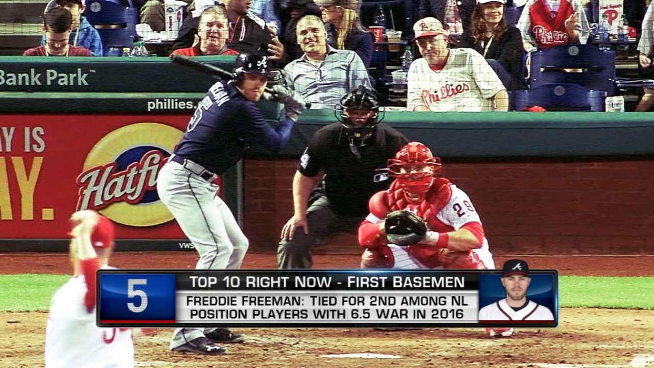 Top 10 Right Now: Freeman