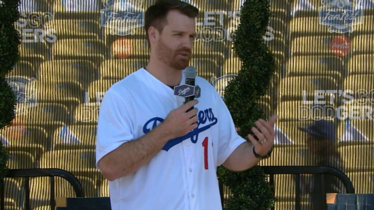 Forsythe on joining Dodgers
