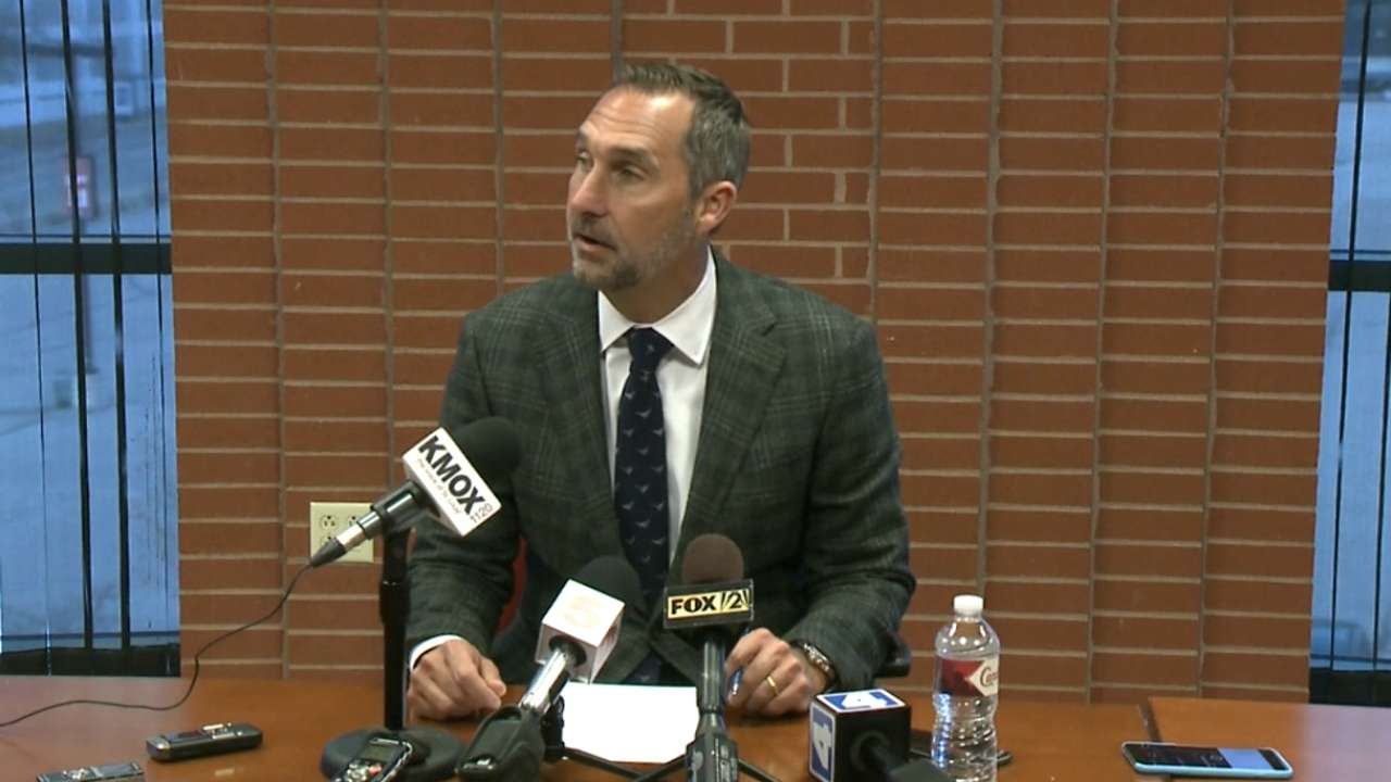 Mozeliak: 'The penalty did have to be stiff'