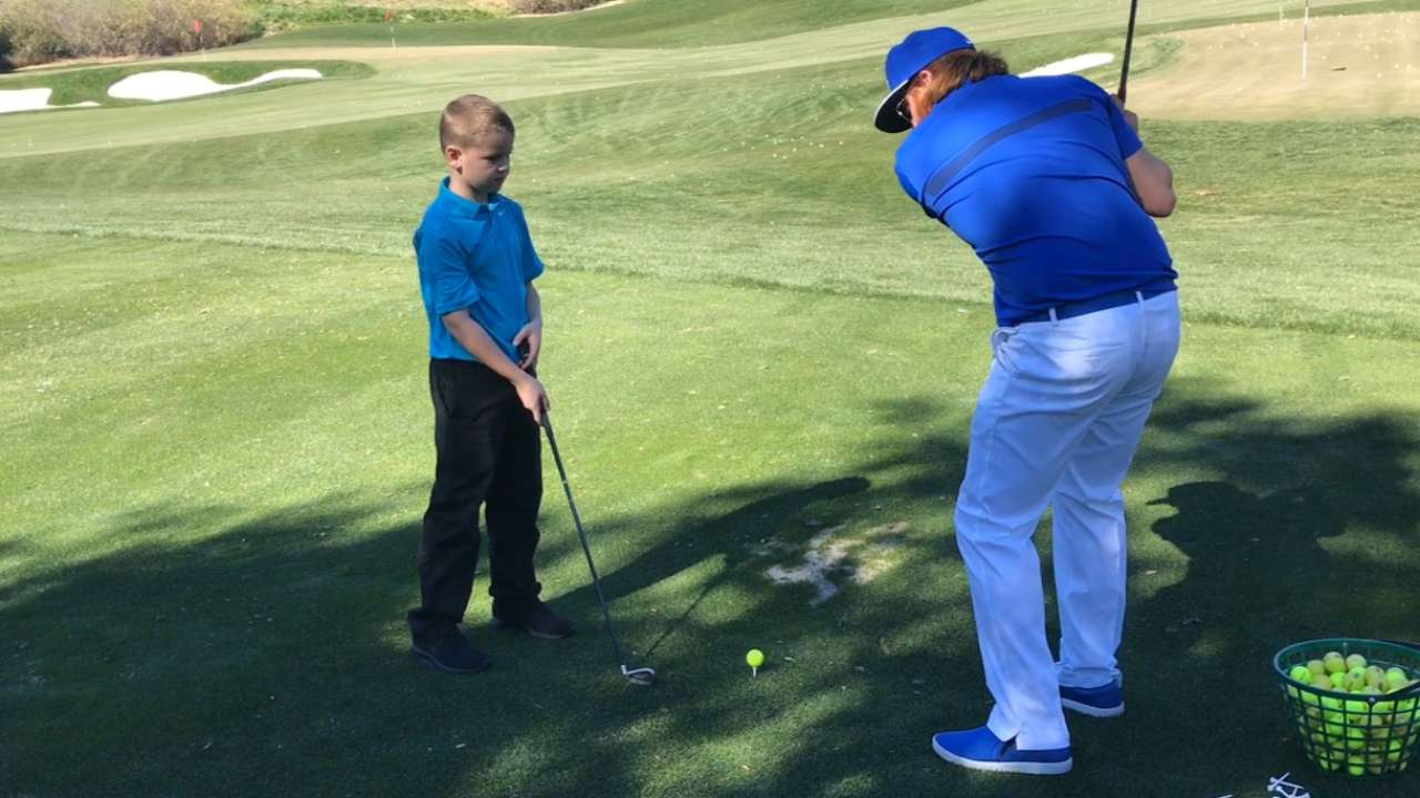 Turner's golf event assists children, veterans