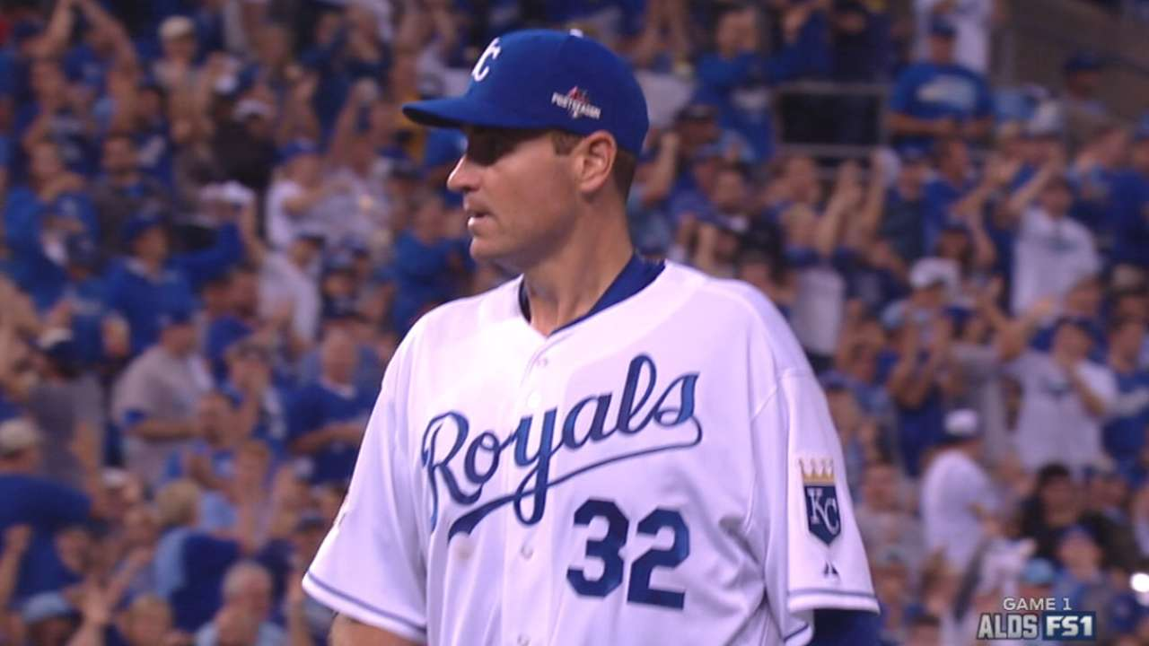 KC contemplates how to fill void left by Ventura