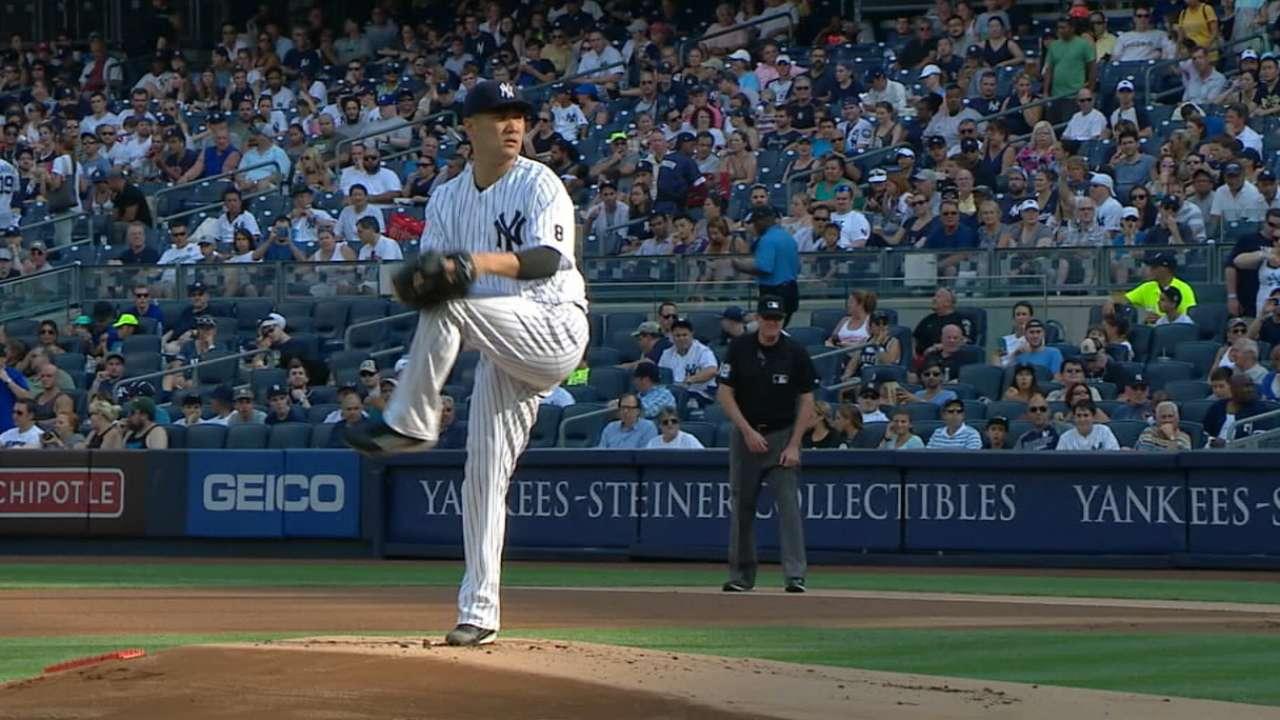 Tanaka vital to 2017 Yankees