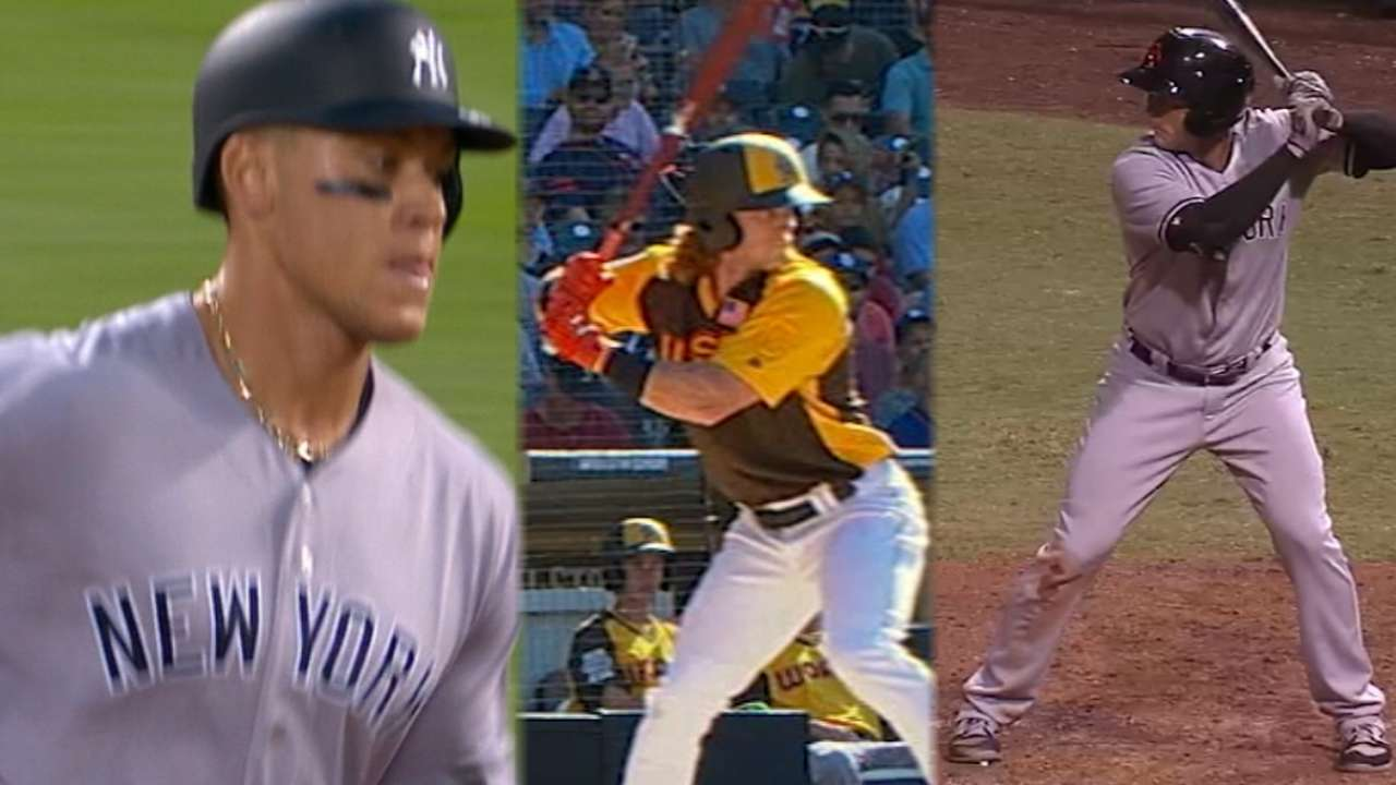 Singleton on Yankees' youth