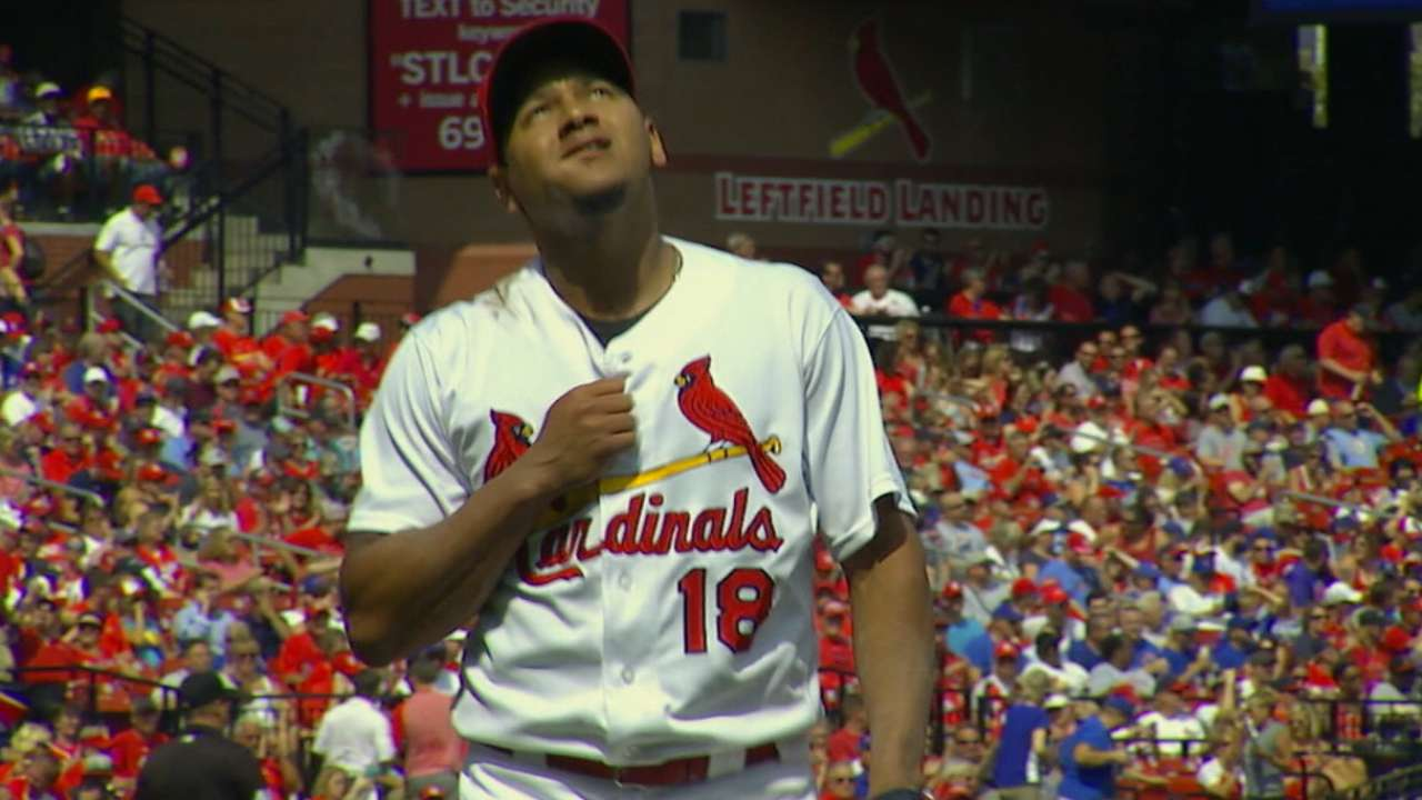 Cards boast young pitching depth