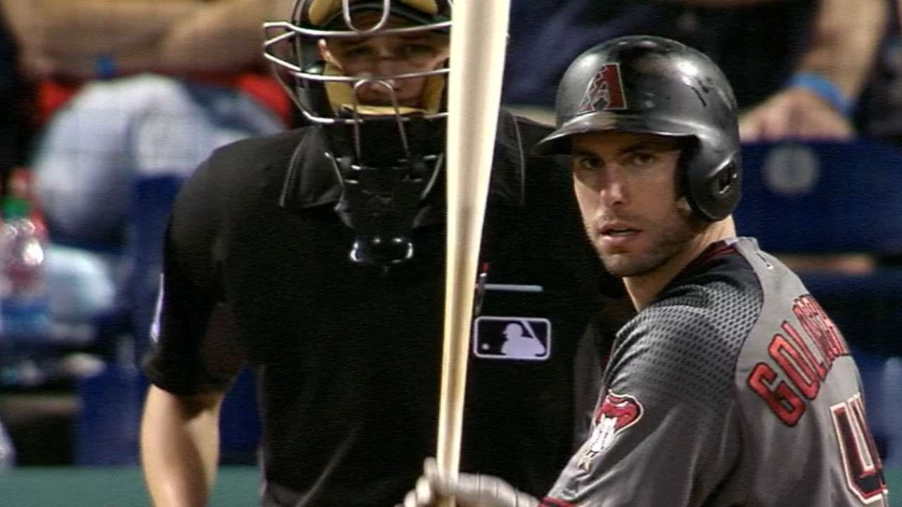 Outlook: Goldschmidt, 1B, ARI