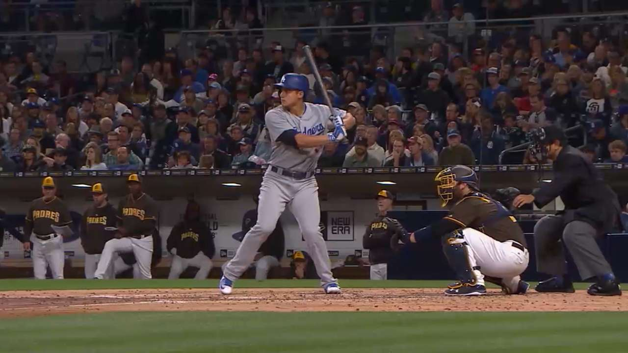 Outlook: Seager, SS, LAD