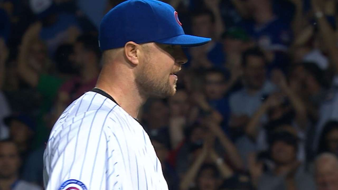 Outlook: Lester, SP, CHC