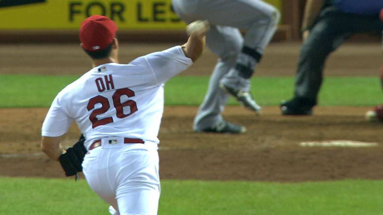 Outlook: Oh, RP, STL