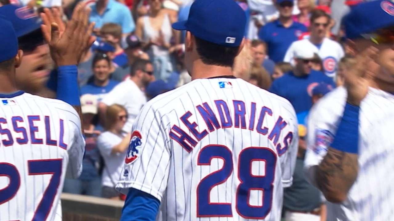 Outlook: Hendricks, SP, CHC