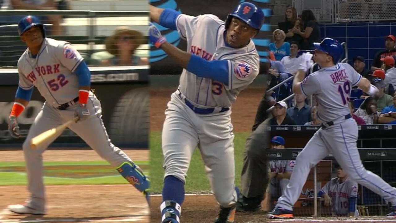 Ricciardi on Mets outfield depth