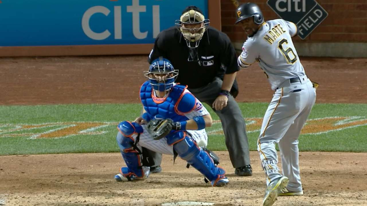 Outlook: Marte, OF, PIT