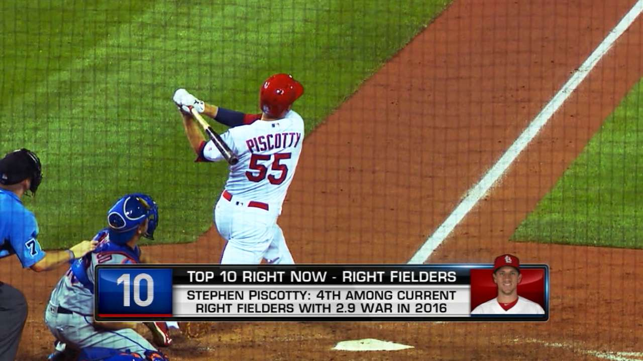 Top 10 Right Now: Piscotty